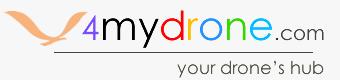 4mydrone logo
