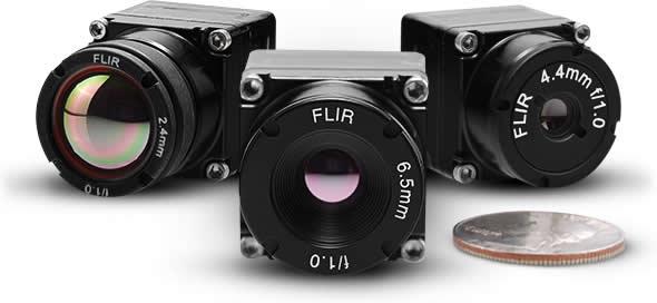 Termocamera FLIR Boson