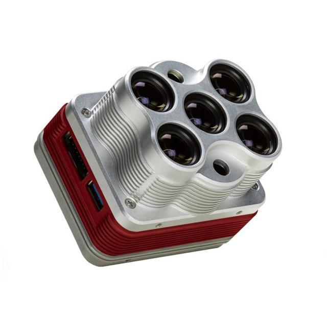 MicaSense Altum Camera multispectral -Termocamera UAv