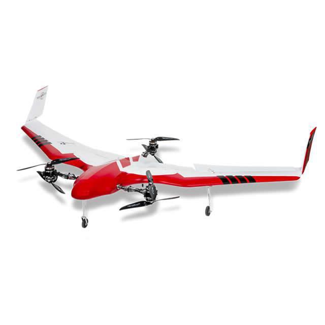 Birdseyeview Fire Fly 6 Pro Sapr Professionale Ala Fissa