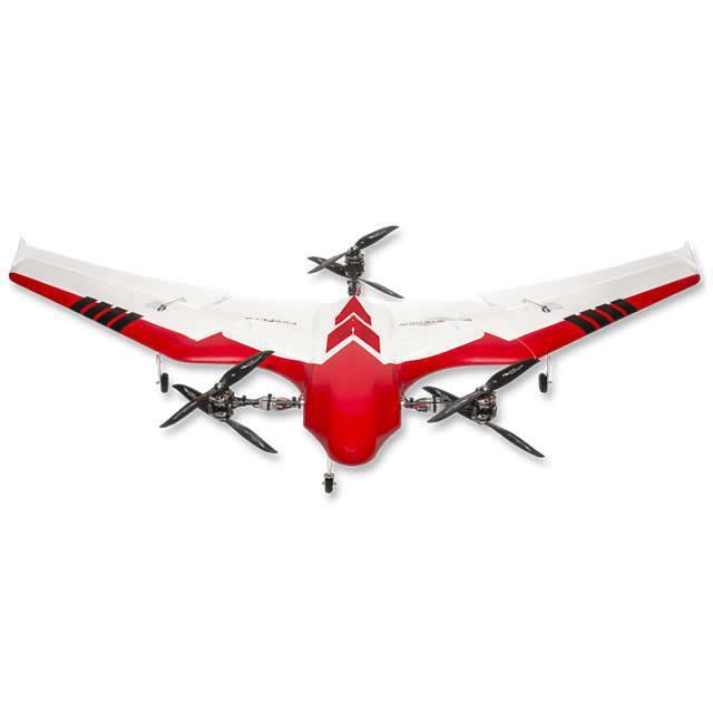 Birdseyeview Firefly6 Pro Sapr Professionale Ala Fissa