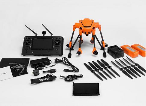 Kit Yuneec H520 Drone Sapr Professionale
