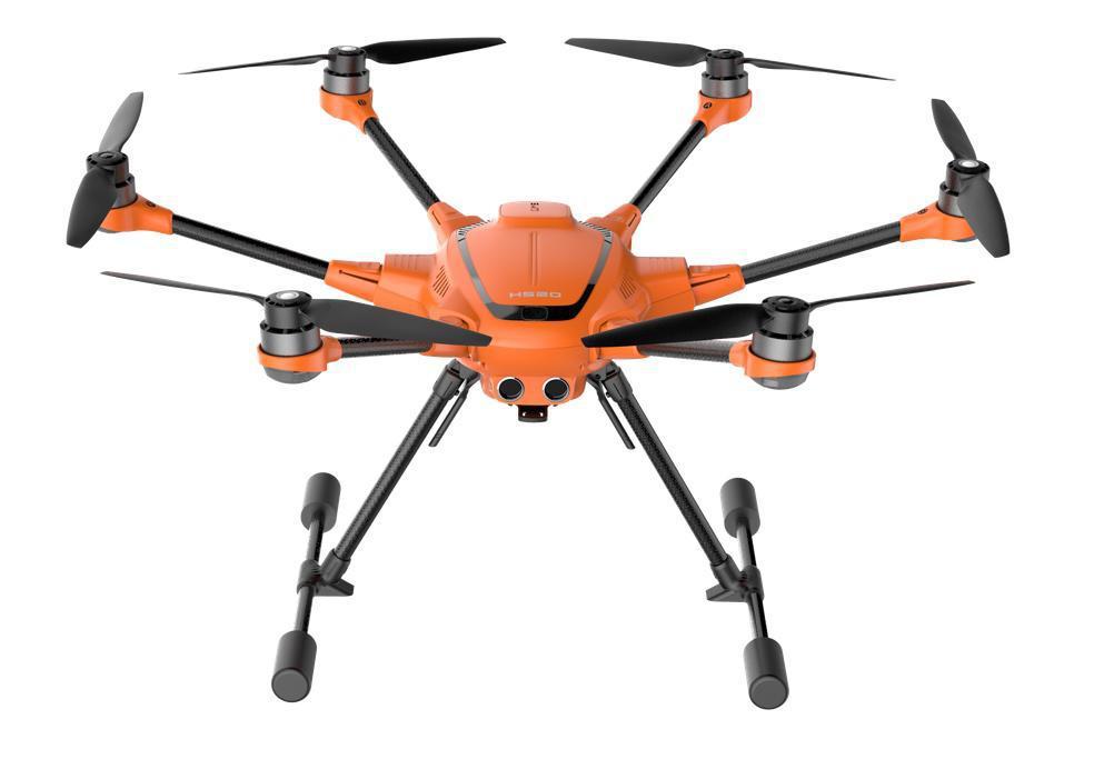 Yuneec H520 Esacottero Professionale